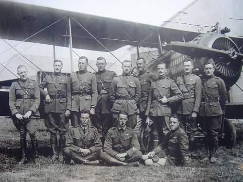 99th Aero Squadron Pilot/DSC Group