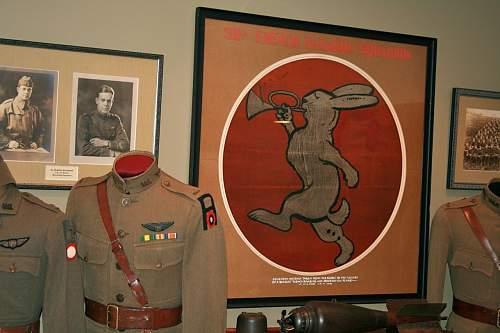 Fabric Panel...... 39th French Salmson Squadron