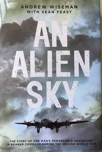 Andrew WISEMAN - AN ALIEN SKY
