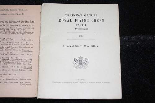 A pair of uncommon RFC books