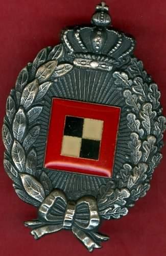 The Black Book >> FAKE World War I Imperial German Flight Badges - Page 4