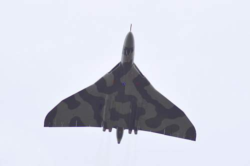 Avro Vulcan XH558 - Last Chance To See It For Many Of Us.
