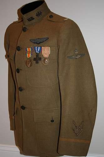 New War Bird / Caproni Pilot Uniform