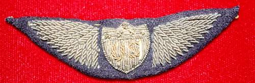 Paton Mac Gilvary USAS