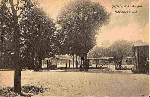 Click image for larger version.  Name:We sat and read under the shade of these trees, Karlsruhe POW Camp.jpg Views:80 Size:91.5 KB ID:90209