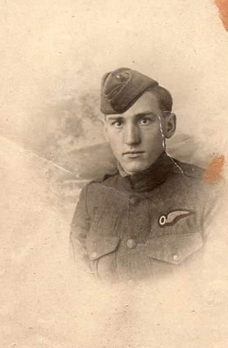 WW1 Marine Pilot / 2 Victories / Navy Cross