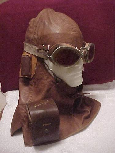 Post your World War One Aviator Goggles and Equipment