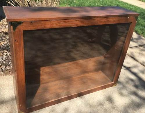 Name:  Custom Display Cabinet with Glass Front 2.jpg Views: 181 Size:  29.1 KB