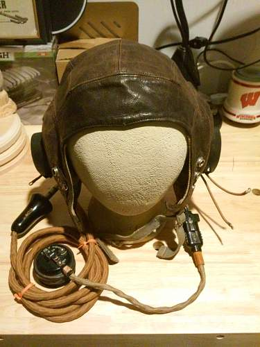 Click image for larger version.  Name:Type C Flying Helmet 3.jpg Views:46 Size:216.0 KB ID:978383