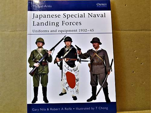 Imperial Japanese Army and Navy - Uniforms and Equipment and General topics