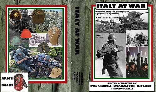 Italian Militaria - Uniforms and Equipment