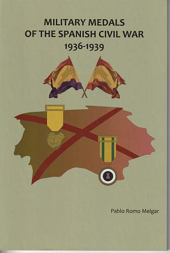 Military Medals of the Spanish Civil War
