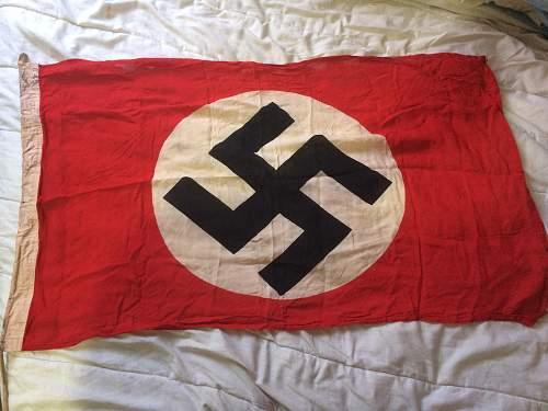 Authentic German Flag? HELP!!