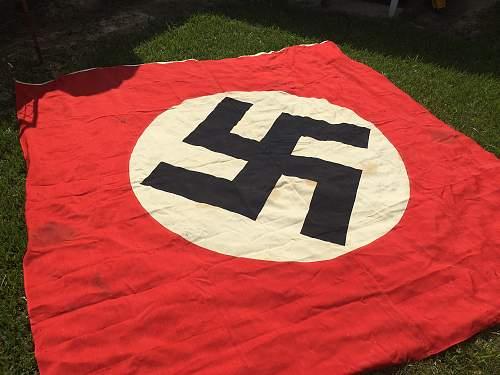 NSDAP large banner