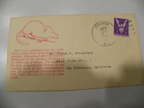 Anti axis envelope