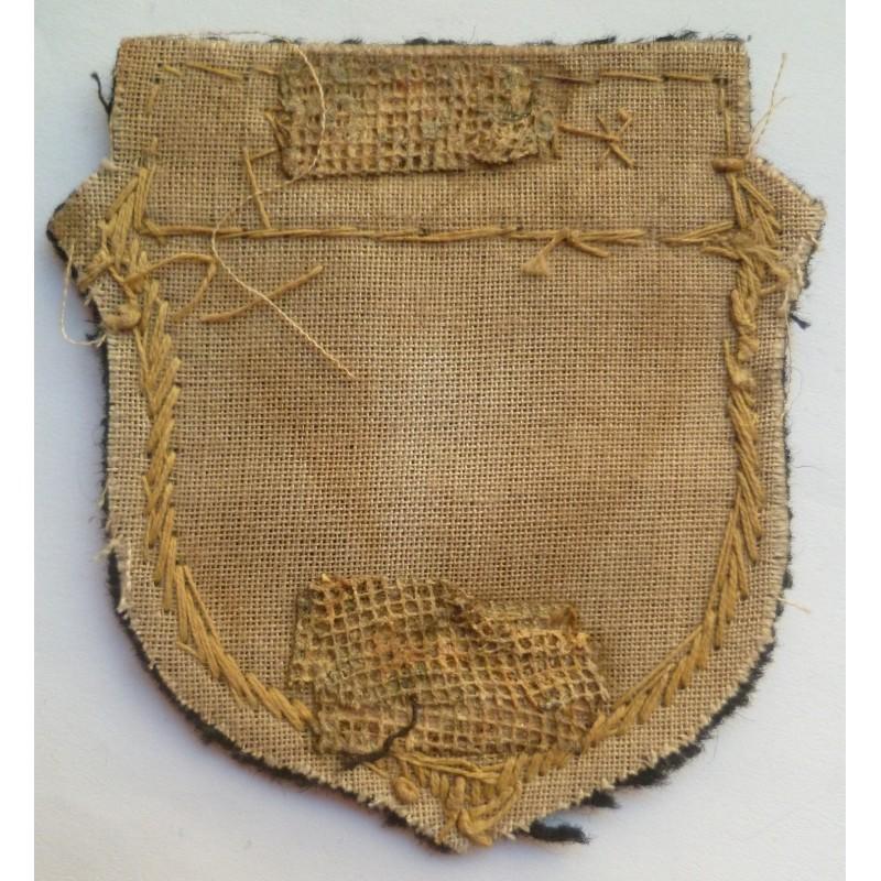 WWII Spanish Volunteer/'s armshield BeVo II
