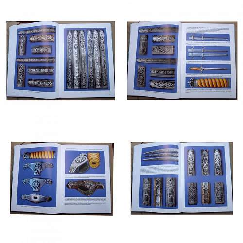 New Bulgarian book for Bulgarian royal daggers.