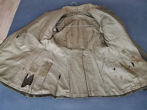 WW2 Bulgarian M1936 uniform