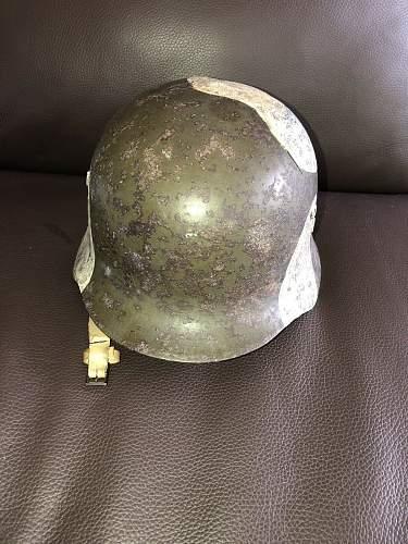 Hungarian Camo Helmet