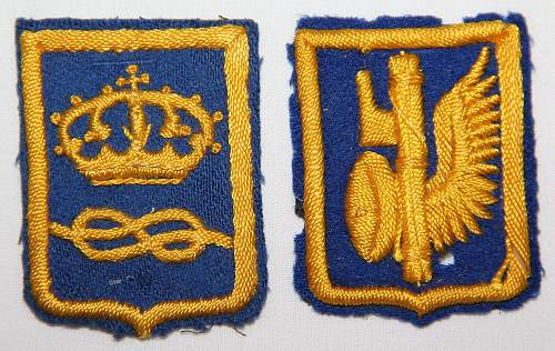 Are these WWII Italian patches?