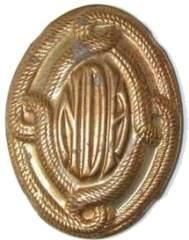 Croatian Cap Badge