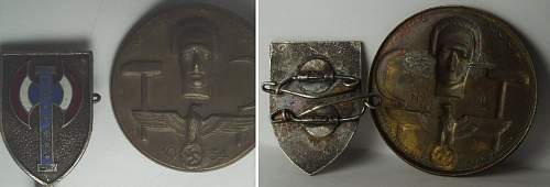 Can anybody help identify this R.N.P Badge?