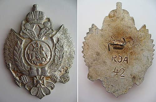Information on badge please?
