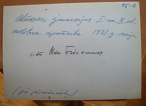 Latvian Elmars Sprogis