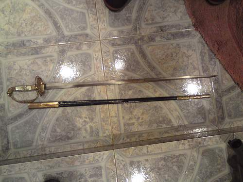 need help! unknown  sword.