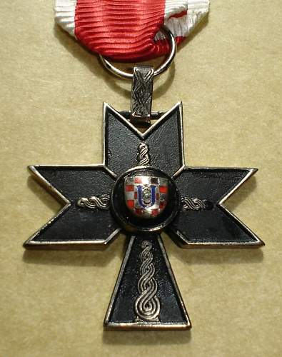Iron Trefoil III. Class (Croatia)