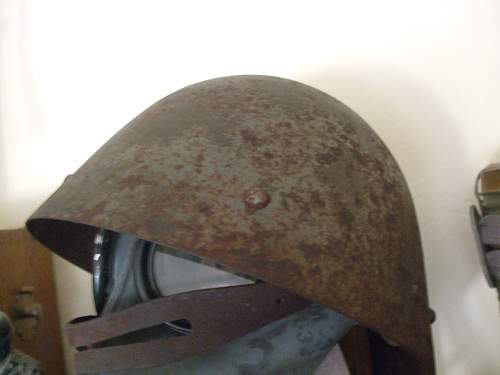 Slovakian M32 Helmet