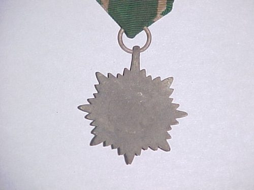 Ostvolk 2nd Class in Silver with swords