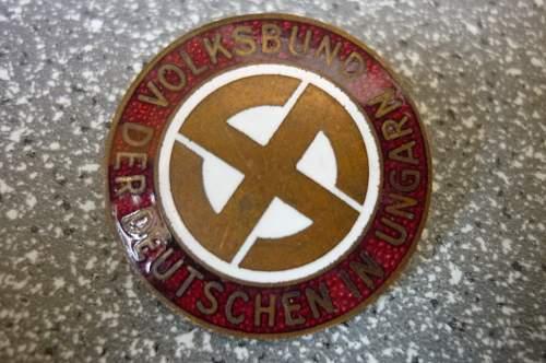 Volksbund der deutschen in ungarn