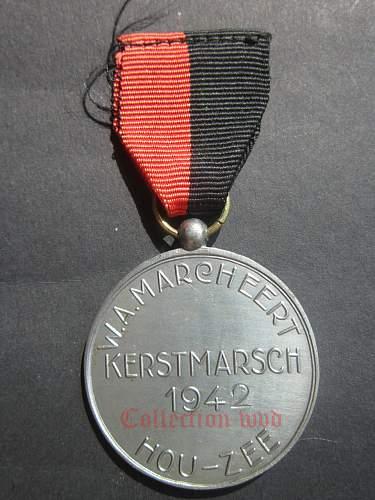 Dutch nsb kerstmarsch 1942