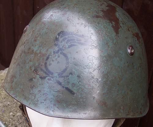 Italian Helmet for Review