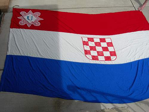 What Do You Make Of This Croatian Ustasha Beer Mug??