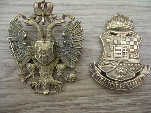 Unknown German Related Badge