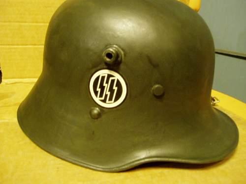Original M17 stahlhelm?