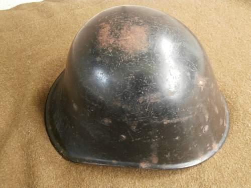 WW2 Axis Helmet?
