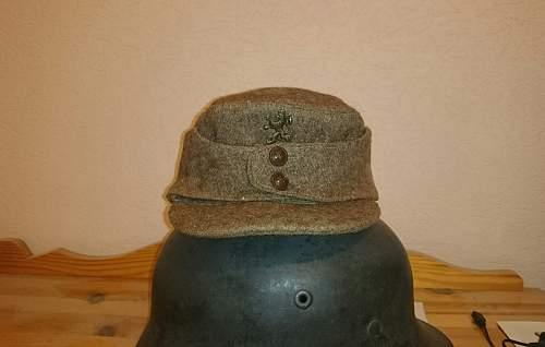 M43 cap