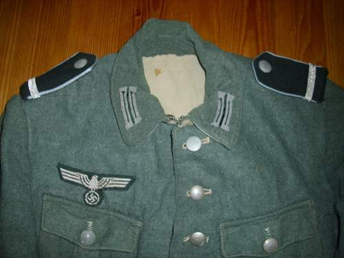 Uniforms and insignia for Cossack and ROA/POA