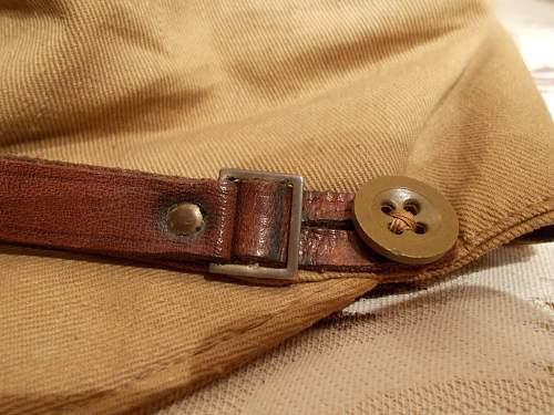 cap identification required
