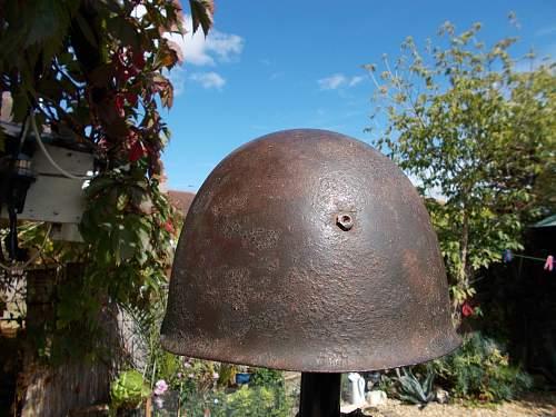 italian m33 relic