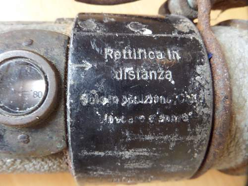Is this a Polish or Czech Range finder ?