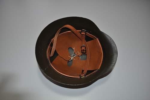 """Spanish helmet M1942 """"Modelo Z"""""""