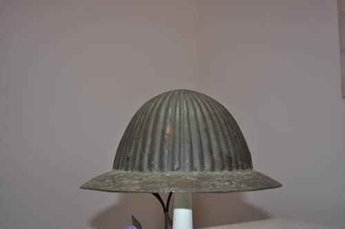 Portuguese Legion M1916 Helmet