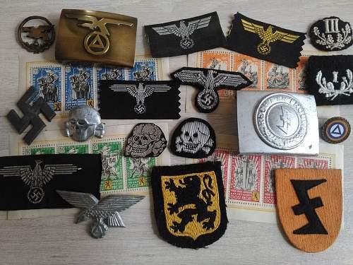 Flemish regalia
