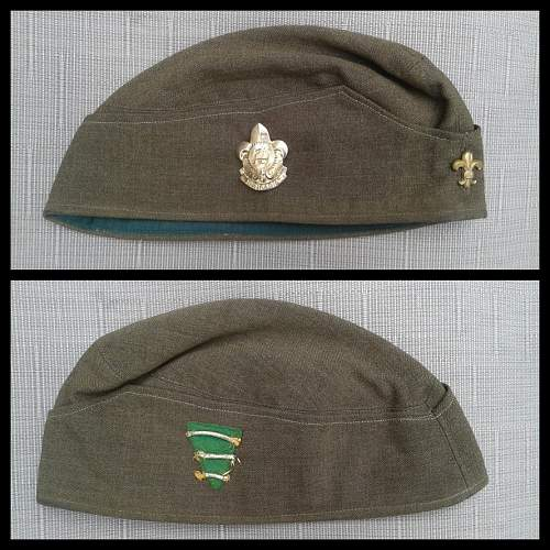WW2 Hungarian Youth Cap or ????
