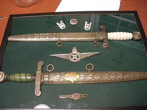 Croatian Daggers