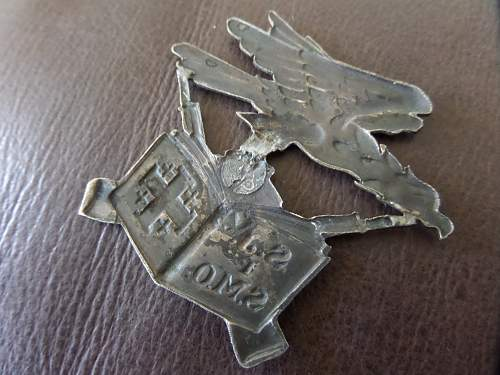 Unknown badge